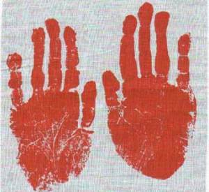 Anandamayi Ma's Hands